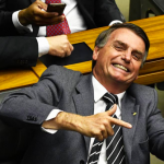 Número de WhatsApp do Bolsonaro