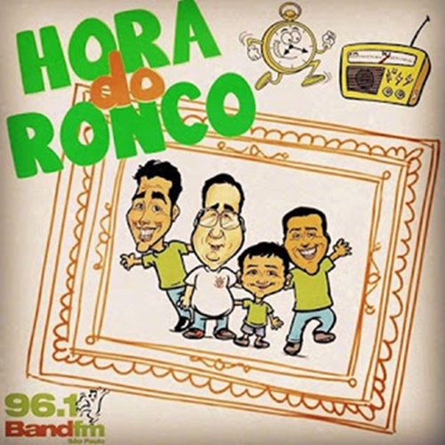Número de WhatsApp da Hora do Ronco da Band FM