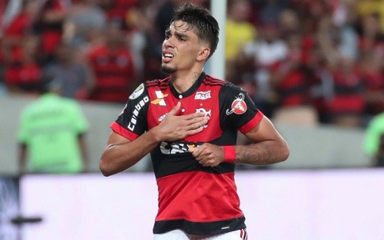 WhatsApp do Lucas Paquetá